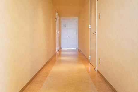 写真:廊下