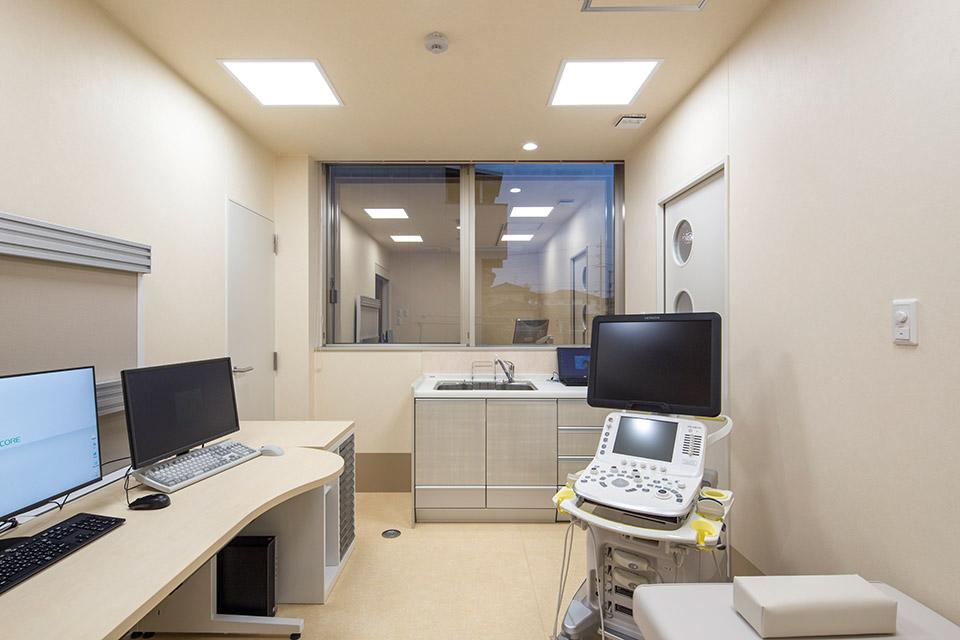 写真:診察室3